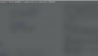【大至急】Macのターミナルでファイルの書き込みをしていて、こんな画面になって保存して終了させたいのですがどのボタンを押せばいいですか? https://qiita.com/ucan-lab/items/517ee13a2f8769ab866c  こちらの記事の「~/.bash_profile に下記内容を追記する」と言うところをしています。