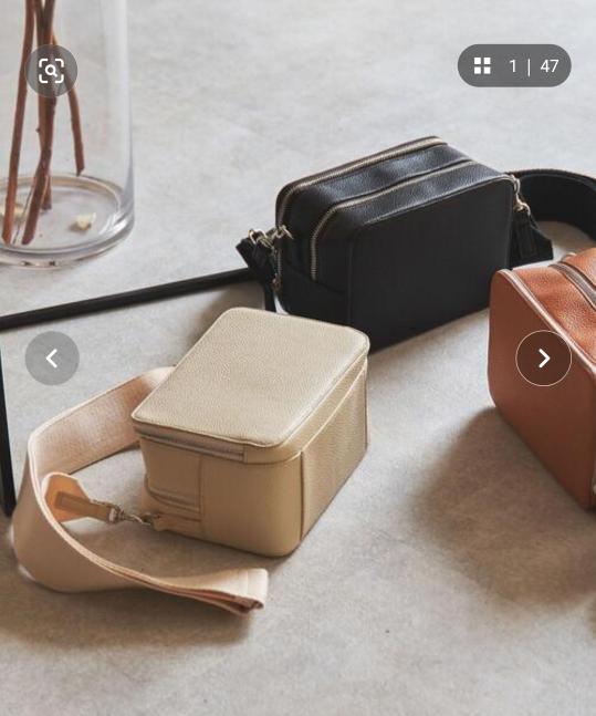 マイケルコースのバッグを思い浮かべると分かりやすいと思うのですが、取っ手がベルトみたいでボックス型のフォルムのバッグをお手頃な価格で売っているのを知っている人はいますか?いたらぜひ教えてください ⤵︎