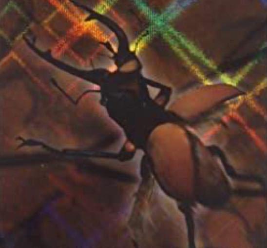 ムシキングのこのカブトムシの名前知っていますか? 至急お願いします