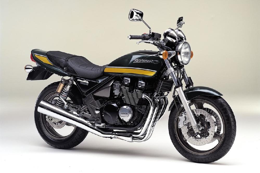 ポルノグラフィティの「ハネウマライダー」のバイクの種類は、何ですか? 分かる方は、お願いします。