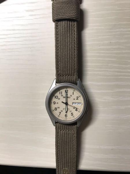 この時計っていつ頃のやつですか? 種類とか詳しいこと分かる方教えてください