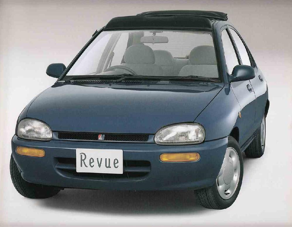 マツダオートザムレビューはどのような車でしたか?