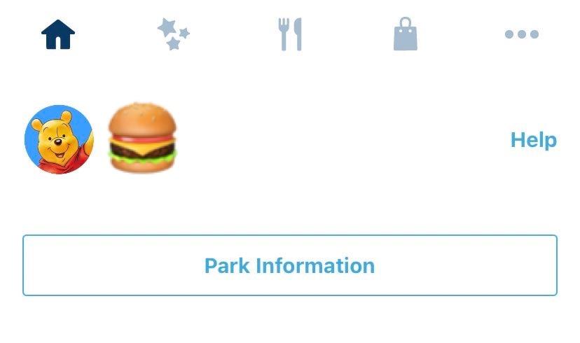 ディズニー公式アプリからのチケット購入について。 アプリからの購入方法を調べると、自分のアイコンのすぐ下にチケットを購入できるバナーが出ている画面の画像を見かけるのですが、私のアプリではインストールした時からそのバナーがありません。アプリを消去して入れ直しても出てきません。 これは何か設定がおかしいのでしょうか? 解決策を知っている方がいましたら教えていただきたいです。