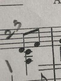 どのように弾けばいいですか。読み方は分かるんですが。