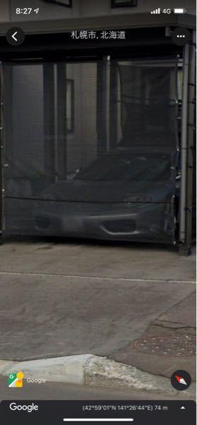 これってフェラーリですか?それともポルシェですか?