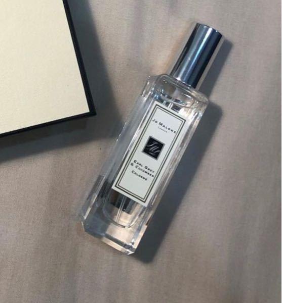 ジョー マローンの香水ですが、 これは何の匂いですか??