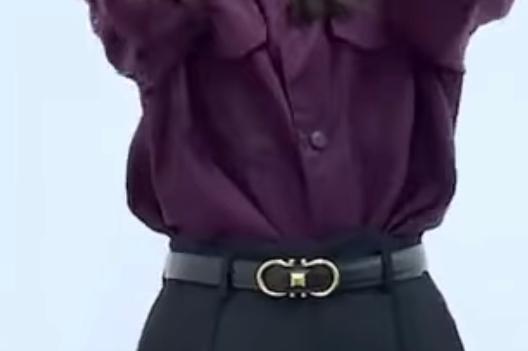 TikTokで齋藤飛鳥さんが身につけている、ベルトはどちらのブランドかわかりますか? 君に叱られた