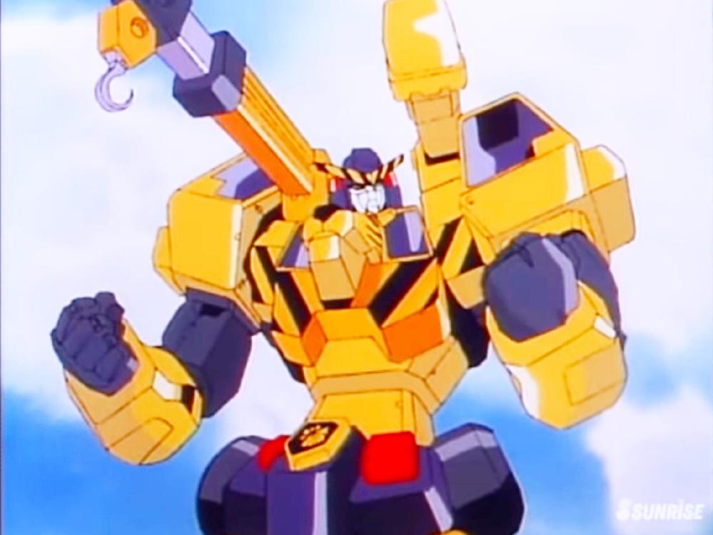 アニメ、特撮お悩み相談室 どうして、ロボットには胸に顔があるんですか??