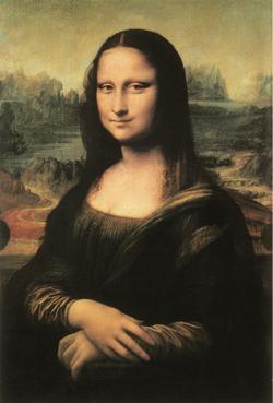 レオナルド・ダ・ヴィンチの「モナ・リザ」 この絵にピッタリ合うクラシック音楽、何かありますでしょうか?