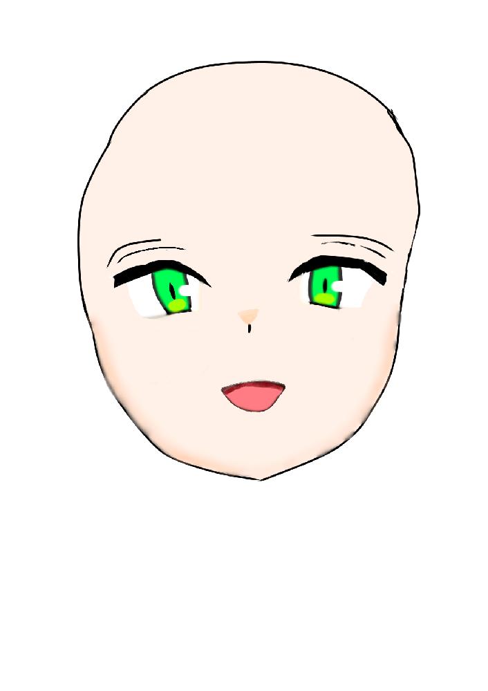 最近、簡単な絵をアイビスペイントというアプリで描き始めました。下の画像へのどこをどうしたらもっとマシに見える、のようなアドバイスがあれば何かお願いします。 また髪の毛も描きたいなと思っているのですが、うまくかけるコツやこうしたらうまくいったなどの経験談があれば教えていただきたいです。酷い絵ですみません。