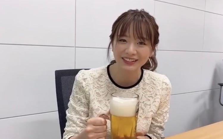 森香澄アナウンサー(テレビ東京)はNN型(※)だと思いますか? 森香澄アナウンサー(テレビ東京)はテレビの取材でお酒を飲んでいることが時々ありますが顔が赤くなった所を見たことがありません。 女...