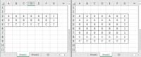関数について質問です  説明がうまく伝わるか自信が無いので画像を見て頂きたいのですが、 sheet1のA~G列に文字が入力してあります G列の数字の分だけ同じ内容の行を増やしたものを sheet2 に表示したいです  よろしくお願い致します  補足が必要であればコメントください