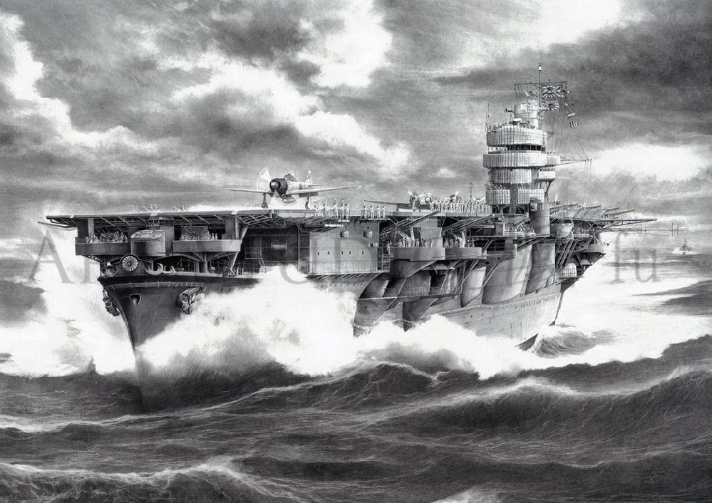 もしミッドウェー海戦で飛龍の反撃が、第一次攻撃でヨークタウンを撃沈し、第二次攻撃でエンタープライズを航行不能にさせたとします。 海戦後、米駆逐艦によって曳航中のエンタープライズを伊168潜水艦が撃沈していたら、その後の南太平洋海戦はどうなりましたか? 【空母被害】 日本側 ・赤城(史実通り撃沈) ・加賀(史実通り撃沈) ・蒼龍(史実通り撃沈) ・飛龍(第二次全機未帰還、攻撃を為す術も無く沈没。) アメリカ側 ・ヨークタウン (飛龍攻撃隊による片舷魚雷集中攻撃&甲板へ爆弾直撃により被害甚大、その後転覆沈没) ・エンタープライズ (海戦後、駆逐艦によって曳航中のエンタープライズを伊168に補足され撃沈される。)
