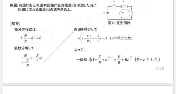 どのようにしてこの一般解になったのか理解できません。 教えてください。
