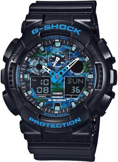 先日誕生日でGショックの腕時計を買ってもらったのですが時計に詳しくないのでどなたか優しい方教えてください。あとこの時計に防水機能はありますか?買ってもらった腕時計は下の写真のものです。