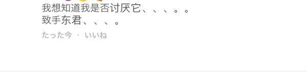 これ何語でどういう意味ですか!?