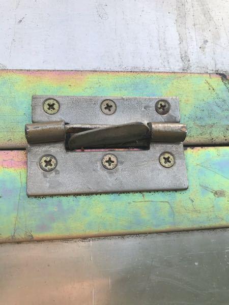 この部品の名称を教えてください。 壊れてしまったので買いたいのですが、名前が分かりません。