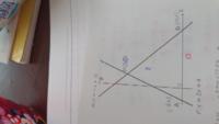 点Pを通り△ABPの面積を2等文する直線の式を求めなさい。の問題がわからないのですが解説を教えてください。!!!