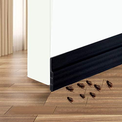 どうしてこれでゴキブリの侵入を防ごうと思ったんですか? ここまで増えてたら人の出入りで一緒に入って来ますよね?