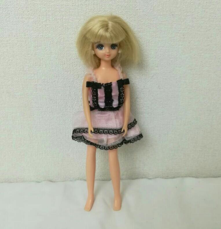 このお人形のお名前、分かりますか?