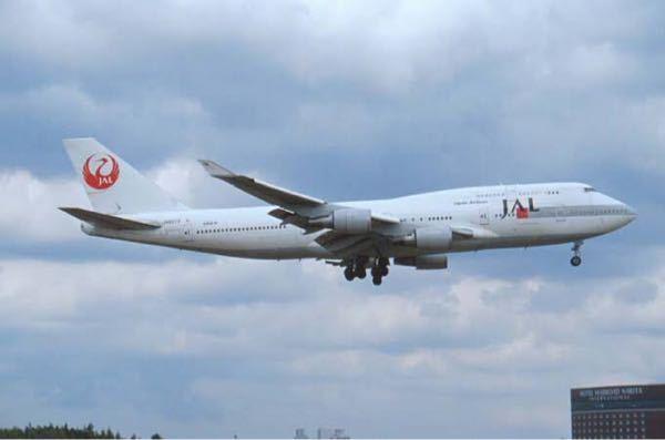 現役の旅客機で一番速いのってB747ですよね?