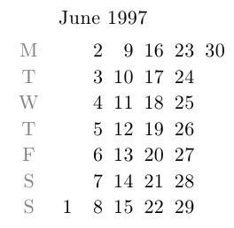 カレンダーアプリの月表示で、曜日を縦に表示できるものを探しています。 普段はアンドロイドではジョルテ、PCではグーグルカレンダーを使用しています。 以前紙ベースのプランナーで、曜日が縦並びの物を...