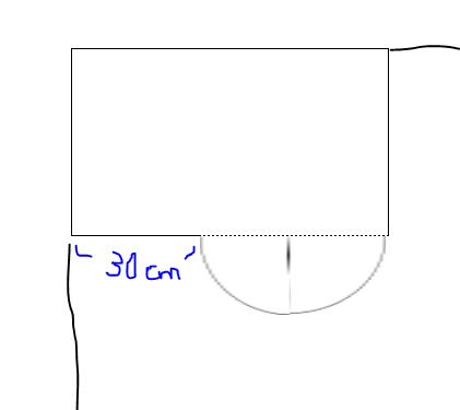 使いずらいクローゼットの活用を相談させてください 賃貸のクローゼットですが、扉が右半分についていて左側が奥まった形状をしています。 ハンガーポールは通っているので、現状は床には何も置かず服をかけています。 できれば収納スペースが他に少ないので有効活用したいのですが、単純に衣装ケースなどを横向きに置くと非常に使いずらいです 何か良い活用方法案があれば教えてください