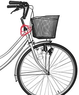 高校生です。 通学用の自転車から異音がします。 自転車に乗っている時、下の画像の赤丸のところ辺り(ハンドルの付け根?)からキーキーと音がします。とてつもなく五月蝿いです。 多分錆びているのだと思うのですが、油をさしたりしてみても30分程乗っているとまた音が鳴りだします。 どうすれば音が無くなりますかね…