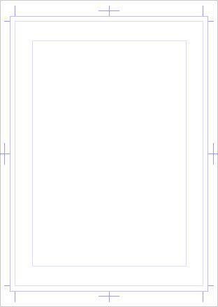 漫画初心者です。 結局、どの枠の中まで描けばいいのでしょうか? いくら調べても、なかなか上手く理解できず…。 すみません。