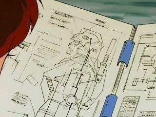 (`∇´) 【V作戦・大喜利】 (機動戦士ガンダム・第一話より) ガンダムの操縦方法が書かれたノート 「V作戦マニュアル」 [お題] アムロが一度も使わなかった 『ガンダムの機能』とは?
