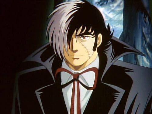 OVA版のブラックジャック最高すぎませんか…? かっこよすぎてしんどいです