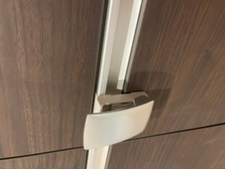 キッチンの引き出しについてるこれは何に使うのでしょうか?