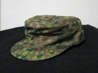 ナチス武装親衛隊SSの迷彩帽は髑髏が無いですか?