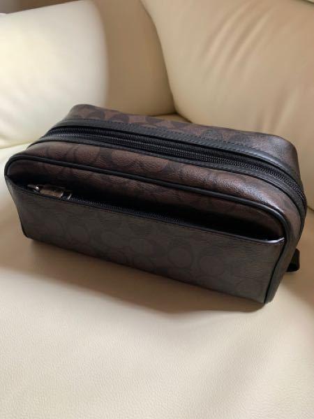 coachのメンズ クラッチバッグ セカンドバッグです。 近くのショップで買い取りしてもらおうと思っています。 外箱なしです。 相場を教えていただけるでしょうか。 G1880-F58540