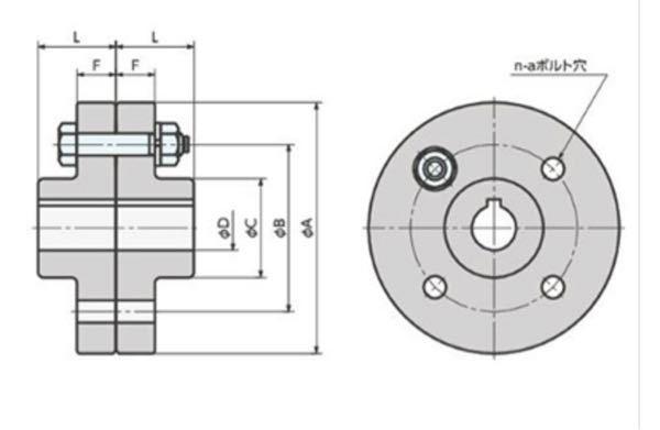製図で、フランジの組立図ですが、主投影図と側面図の関係が対応していませんよね? 主投影図では、円の最上部にボルトとナットが描かれていますが、側面図では、一点鎖線の円の最上部にボルトとナットが描かれていません。 こういった描き方が認められているのだと思いますが、何も指示することなく、このように描いてよいのでしょうか。