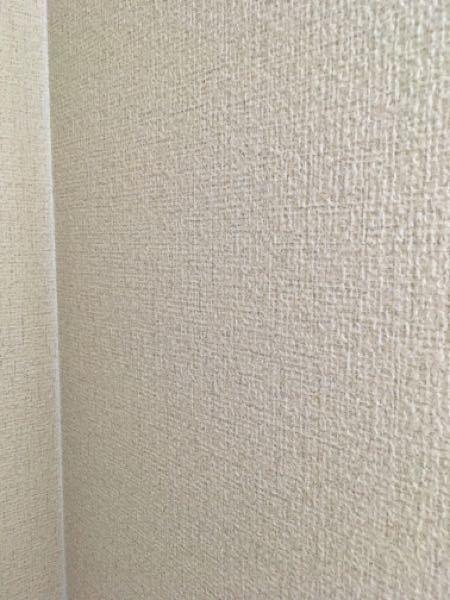 壁紙に詳しいひとお願いします。 シャーメゾンの賃貸の壁紙ですが、 天井まで同じ壁紙でした。 防水とか値段、日焼けしやすいなど どのような特徴がありますか? この壁紙は突っ張り棒などで凹んだりするでしょうか?よろしくお願いします。