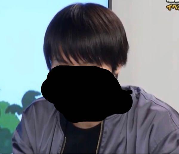 画像あり。この人のような、すいたような前髪にするにはどうすれば良いですか??