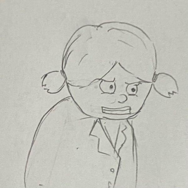 何の本か教えてください!! 最近ふと思い出した小学生の時に読んだ本があります。しかし内容も全く覚えておらず気になってモヤモヤしています。 小さい子供?が実験したりしていたような… それくらいの記憶しかありません。 一応記憶で描いたキャラクターを載せときました。(下手ですいません) 分かりそうな方回答よろしくお願い致します!