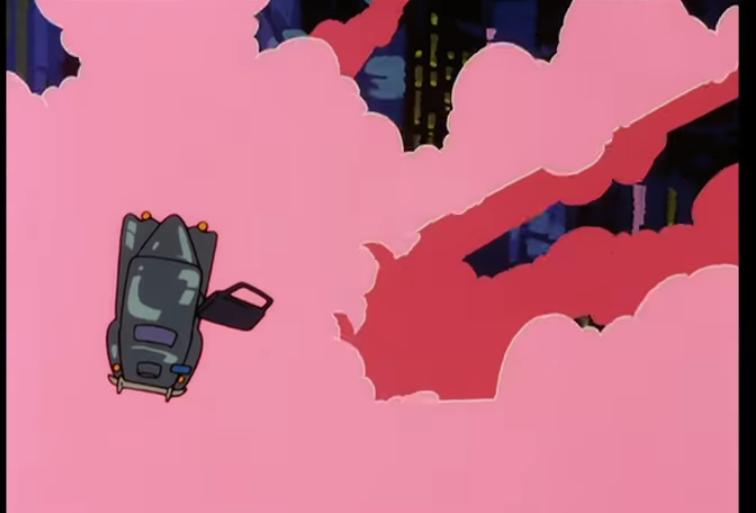 アニメ ルパン三世について質問です。 オープニングに出てくる下の画像の車 って何ですか?
