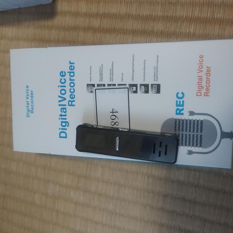 このホイスレコーダーのSDカードの初期化方法をご存じのかた教えてください?