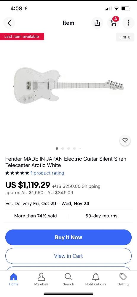 このギターの型式?など詳細が分かる方いらっしゃいますか!