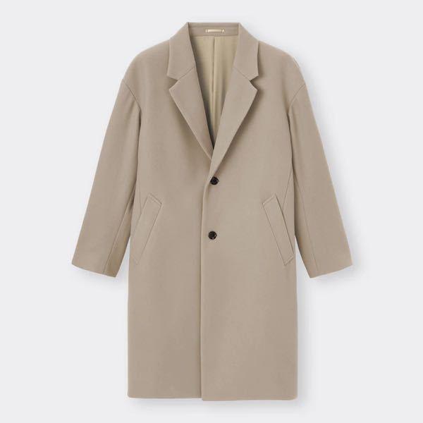 (至急)このgu のコートは安っぽいですか?
