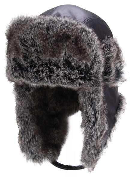 画像の帽子が欲しいです(冬にファッションとして被りたい)変ですか?