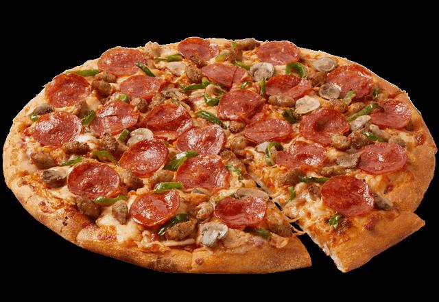 ピザにトッピングしたい具材って何ですか? (^ω^)b