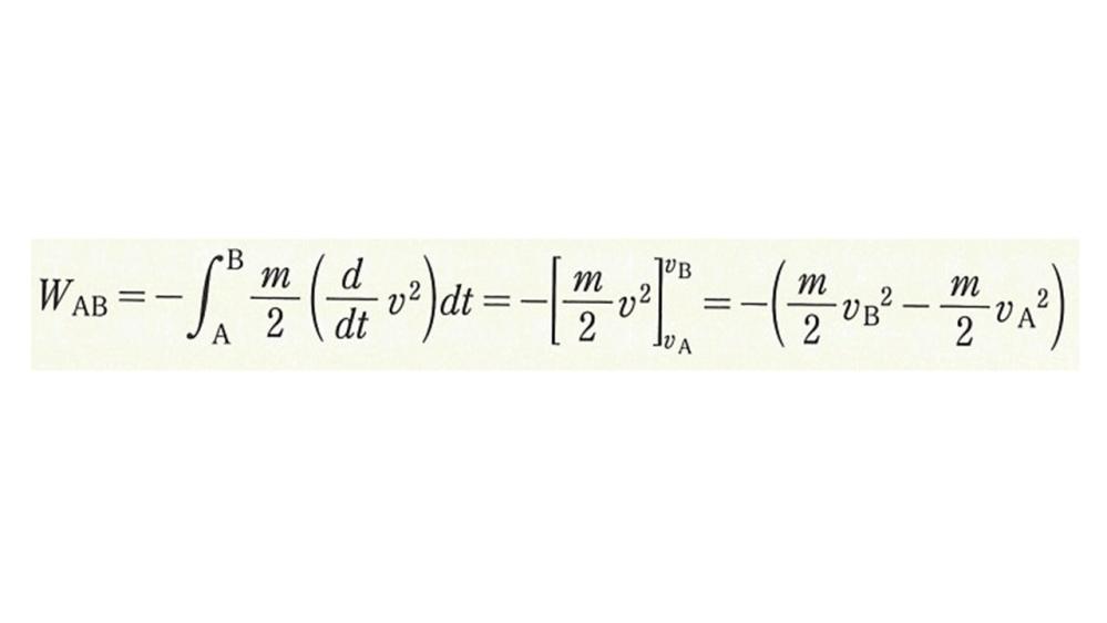 積分において (積分のマーク)VaからVbまで (d/dt*V^2)dt=Vb^2-Va^2 になるとあるのですが,これが理解できていません.左項で分母側の1つめのdtと2つめのdtが約分されて消えたようなのですが,その場合dが分子側に残ると思うのですが,これはどのように理解したらよろしいでしょうか?積分のマーク等書けてないので,うまく伝えられず申し訳ございません.もしわかる方いらっしゃいましたらご教授願います.よろしくお願いいたします.