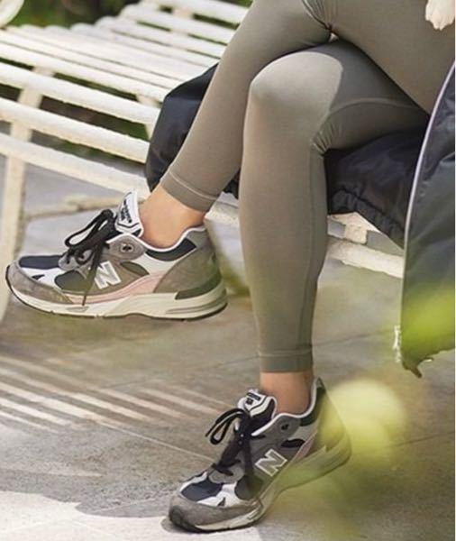 このニューバランスの靴の型番をご存知の方いらっしゃいましたら教えていただきたいです。