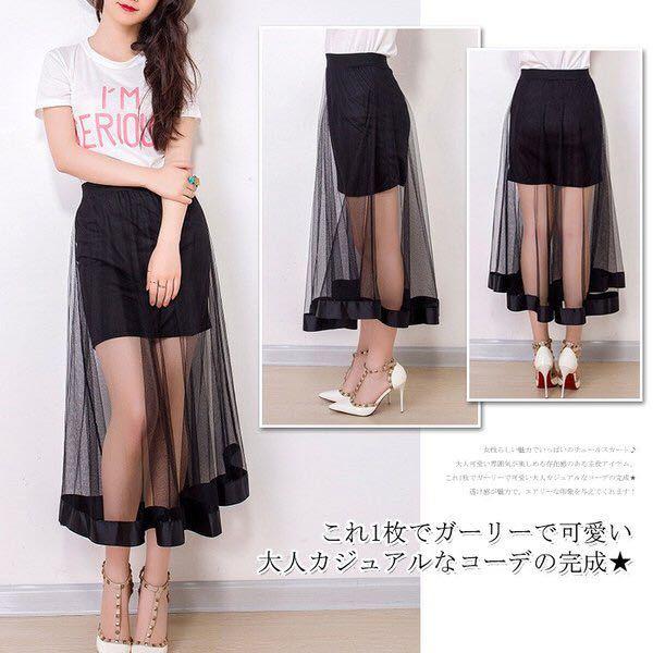 このスカートって今の季節に着ていたらおかしいですか?