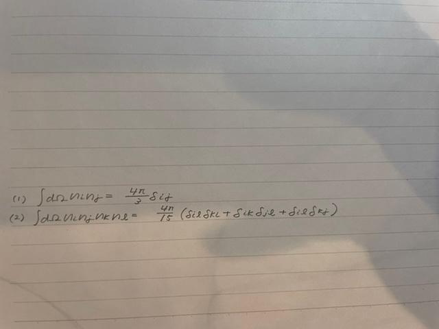 この積分の途中式を教えてください。
