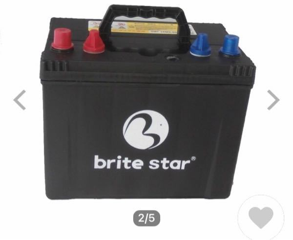 このバッテリーのCCA値を教えて下さい。 Brite Star ディープサイクルバッテリー SMF 24MS60