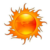 皆さん太陽から連想する物といえばなんですか?